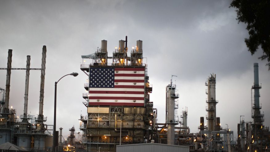 refinery-us-flag